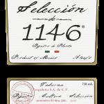 Etiqueta de ArteNOM 1146 (hi-res PNG)