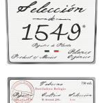 Etiqueta de ArteNOM 1549 (hi-res PNG)