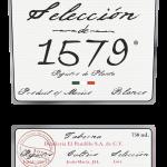 Etiqueta de ArteNOM 1579 (hi-res PNG)