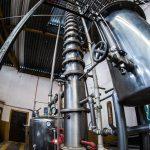 Estilo columna el alambique a la Destiladora Refugio (hi-res JPEG)
